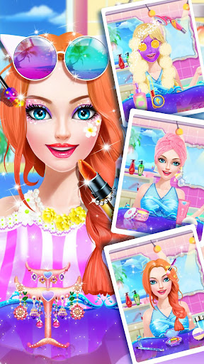 Makeup Salon - Beach Party 2.9.5009 screenshots 4