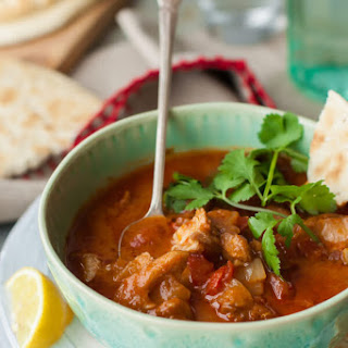 Slow Cooker Chicken Tikka Masala Recipe (Paleo, Clean, Gluten Free, Dairy Free).