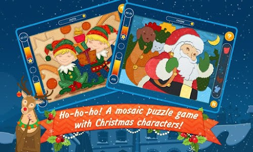 Christmas Mosaic Puzzle v1.0.0