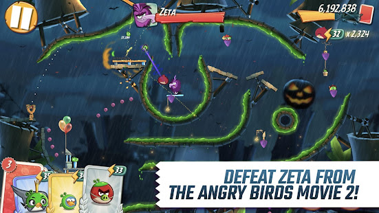 Game Angry Birds 2 APK for Windows Phone