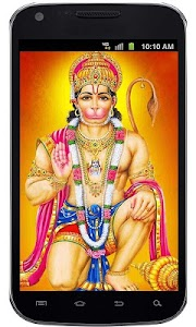 Hanuman Ji Aarti LWP screenshot 2