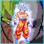 Dragon Ball : Z Super Goku Battle