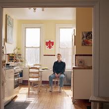 Photo: title: Joe Ballweg, Ridgewood, New York date: 2015 relationship: friends, art, met through Joe Wardwell years known: 10-15