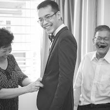 Wedding photographer Kent Teh (KentTeh). Photo of 04.03.2016
