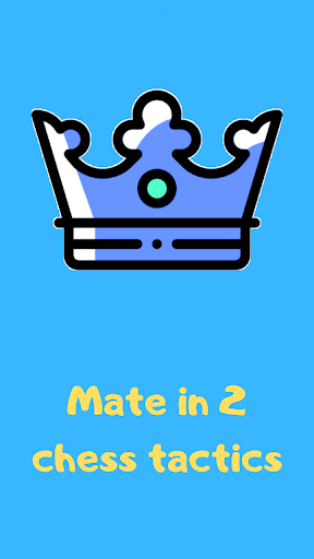 Mate in 2 Chess Tactics android2mod screenshots 1
