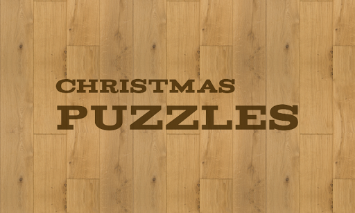 クリスマスパズル