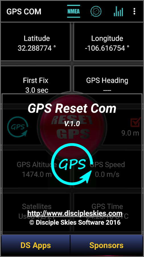 Gps Reset Com Tools Amp Repair Google Play De Android