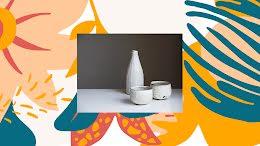Glazed Drinkware - Facebook Cover Photo item