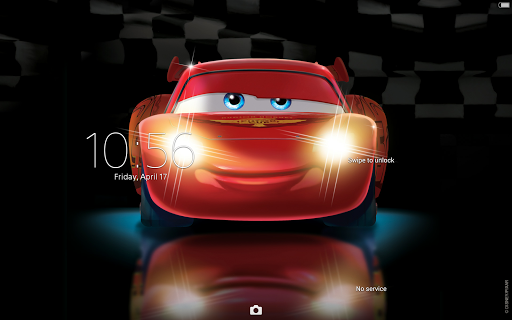 無料个人化AppのXPERIA™ Cars Lightning Theme|記事Game