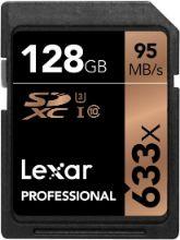 Lexar Professional 633x UHS-I SDXC
