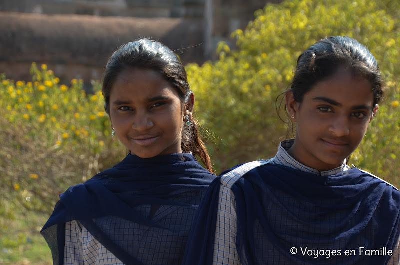 Lycéennes Kumbhalgarh