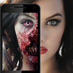 Zombies dead photo editor