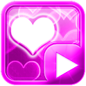 Cute Valentines Live Wallpaper icon