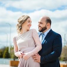 Wedding photographer Evgeniya Abaeva (abayeva). Photo of 02.05.2017
