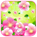 Spring Flower HD LWP icon