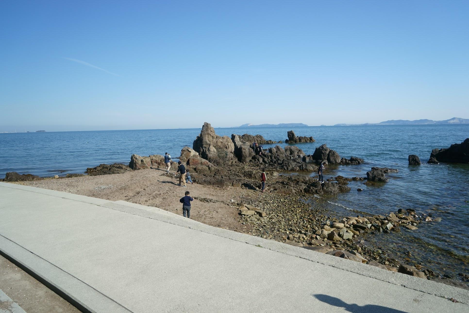 播州赤穂大塚海岸