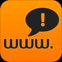 Alert on Website Change - WWW Alert icon