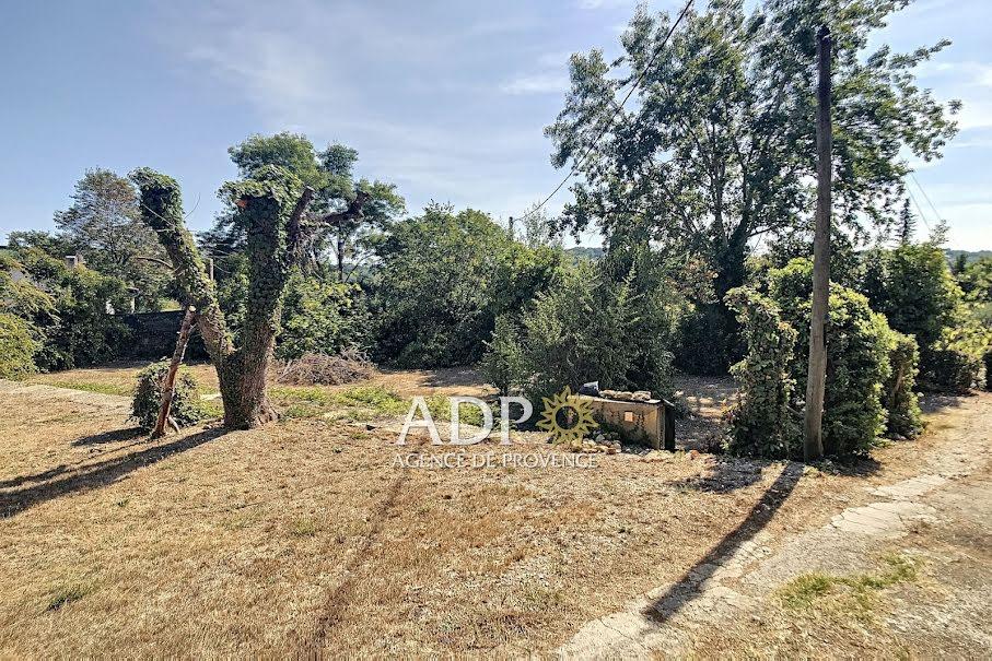 Vente terrain  2362 m² à Châteauneuf-Grasse (06740), 650 000 €