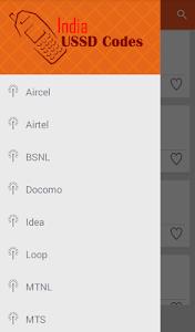 India USSD Codes screenshot 0