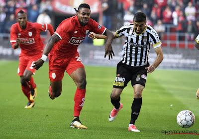 Avant d'affronter le Standard, l'attaquant de Charleroi Kaveh Rezaei apprend une mauvaise nouvelle
