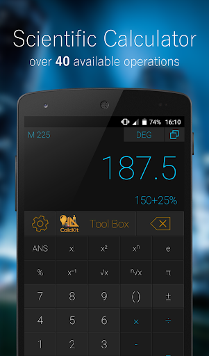 CalcKit: All in One Calculator v2.1.7 [Premium]
