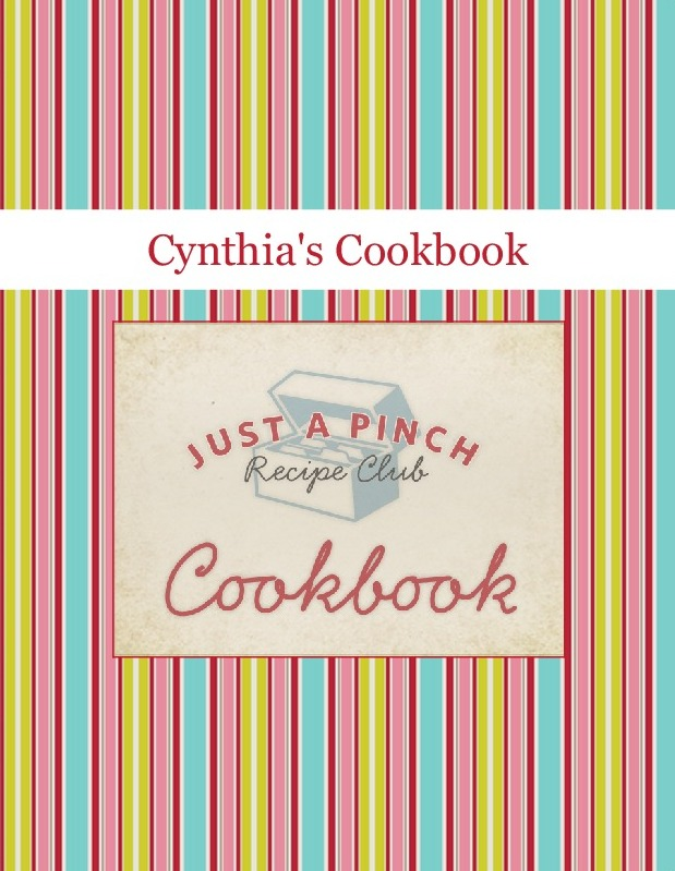 Cynthia's Cookbook