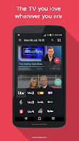Screenshot of Magine TV