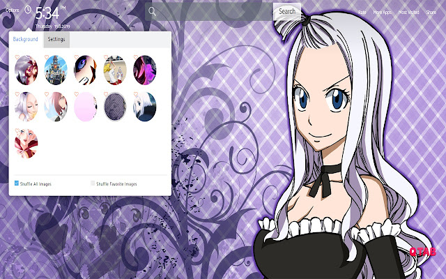 Mirajane Strauss Wallpapers Theme New Tab Discover images and videos about mirajane strauss from all over the world on we heart it. mirajane strauss wallpapers theme new tab