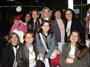 Photo: Grupo pronto para a viagem! Aeroporto de Curitiba