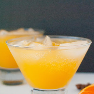 Clementine & Clove Moscow Mule