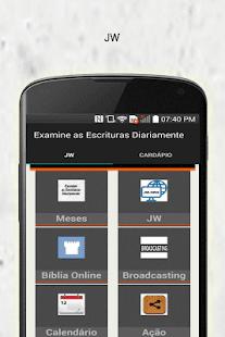 Examine as Escrituras - náhled
