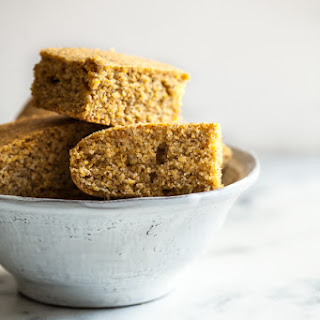 Simple, Whole Grain Vegan Cornbread