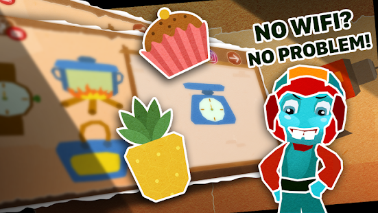 Chigiri Paper Puzzle v1.3 APK Full