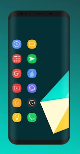 Galaxy S9 Icon Pack & S9 Theme Screenshot
