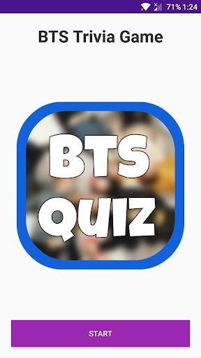 BTS Trivia Quiz Game 1.0 screenshots 1