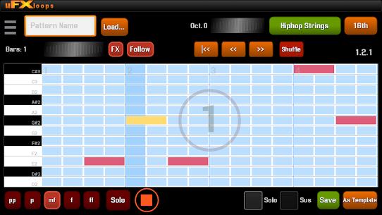 uFXloops Music Studio 6