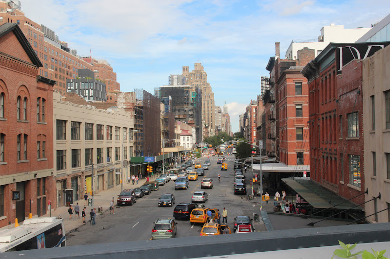 Photo: View of 14th Street