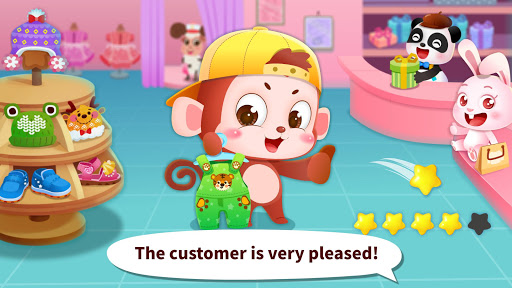 Baby Panda's Fashion Dress Up Game 8.27.10.00 screenshots 5