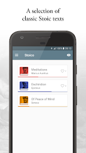 STOICO • Everyday Stoic Wisdom- screenshot thumbnail