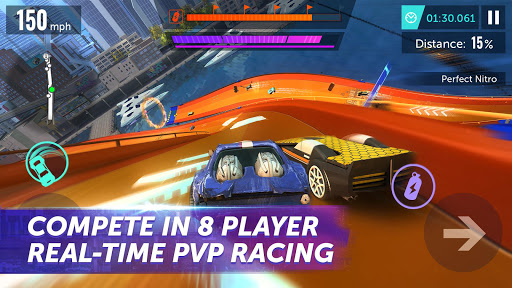 Hot Wheels Infinite Loop Apk 1