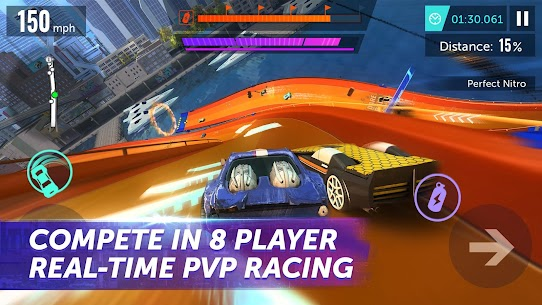 Hot Wheels Infinite Loop 1.5.0 MOD APK (INFINITE RACES) 1