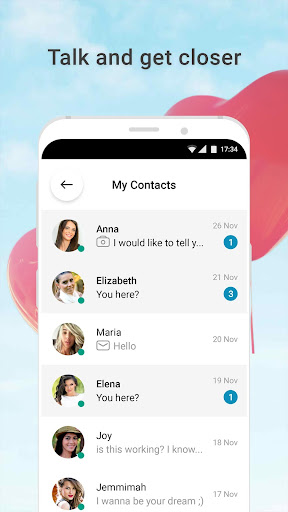 Screenshot for Dating.com: meet new people in Hong Kong Play Store