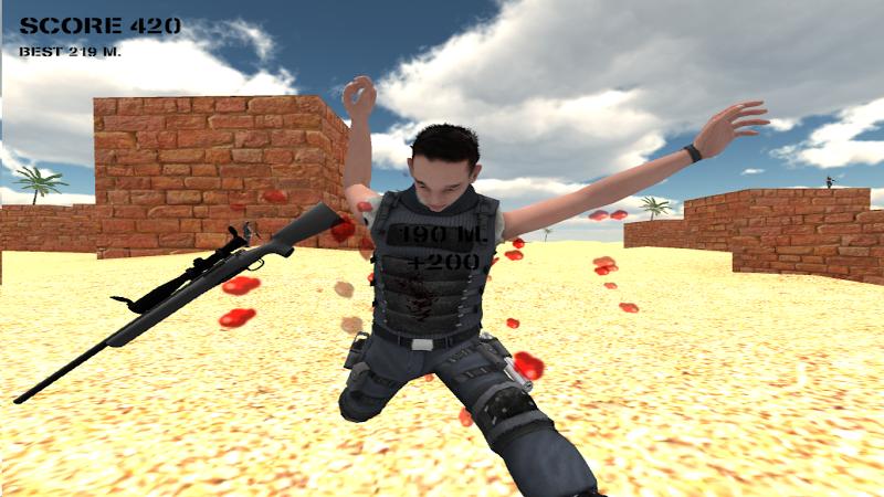 Скриншот Desert Sniper
