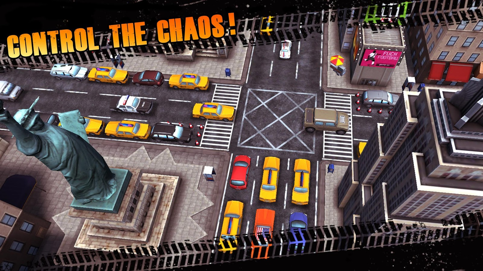 Traffic Panic London- screenshot