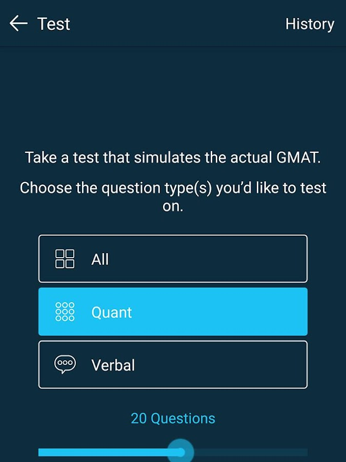 Ready4 GMAT (Prep4 GMAT)- screenshot