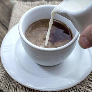 Delicious Coffee Creamer.