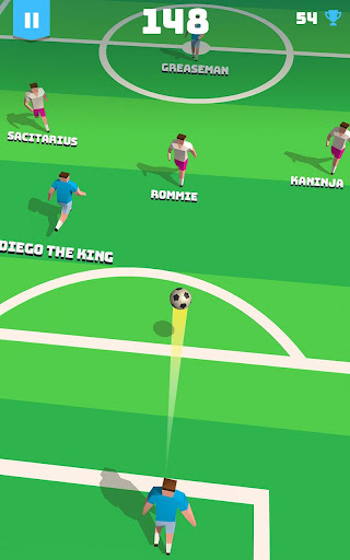 Soccer Hero - Endless Football Run 1.3.2 screenshots 2