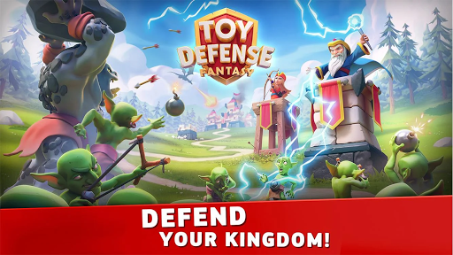 Toy Defense Fantasy u2014 Tower Defense Game apkpoly screenshots 5