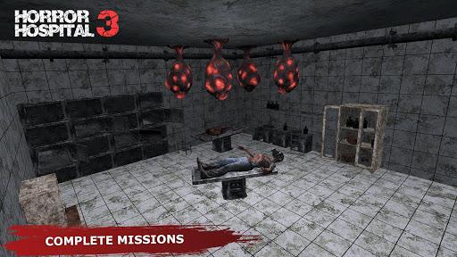 Horror Hospitalu00ae 3   Horror Games 0.68 de.gamequotes.net 4