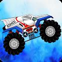Speedy Truck Pro : Hill Racing icon